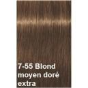 Crème de coloration 7-88 blond moyen doré extra
