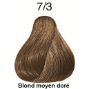 Koleston perfect 7/3 blond moyen doré