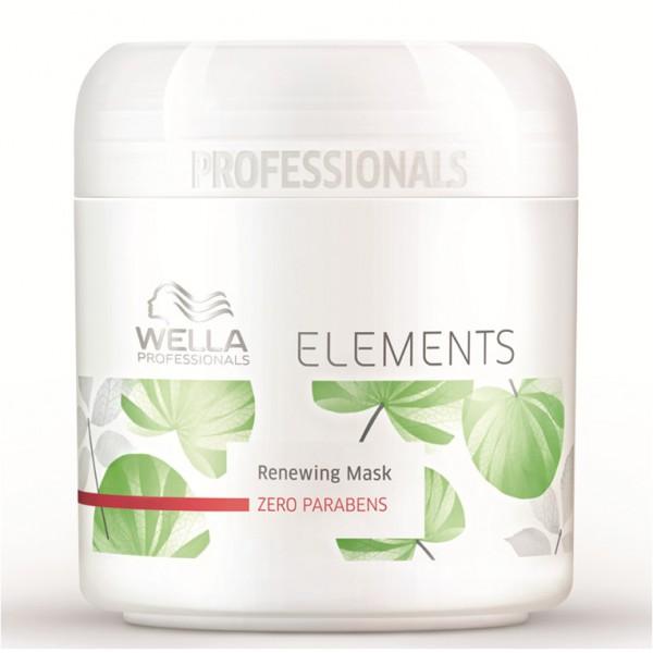 Wella Elements Masque régénérant