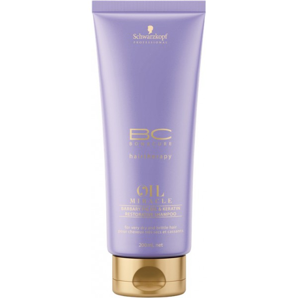 Schwarzkopf Bc oil miracle barbary fig shampooing