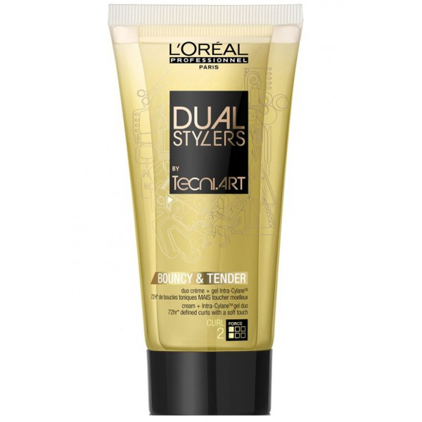 L'Oréal tecni art Dual stylers bouncy & tender