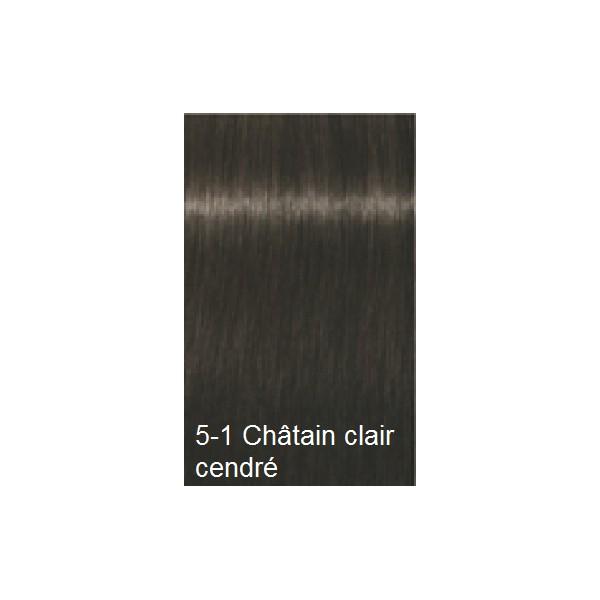 Couleur de cheveux 5 1