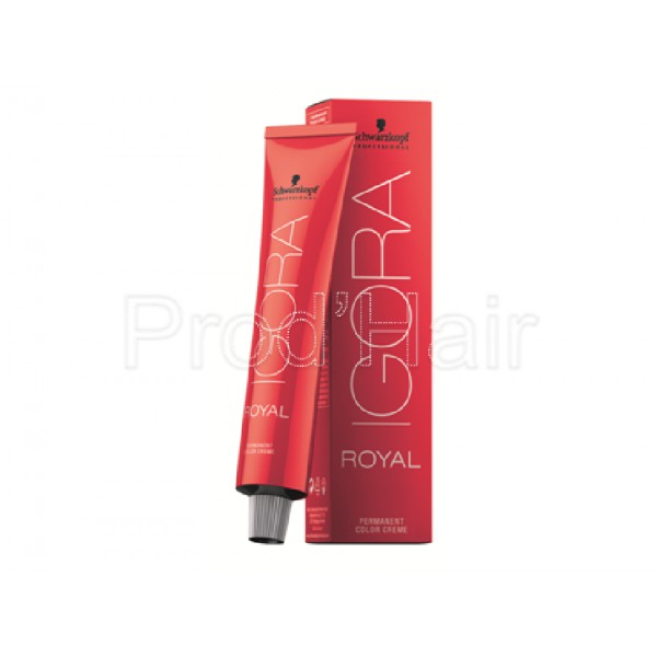 Schwarzkopf igora royal cr me de coloration permanente - Chatain fonce dore ...