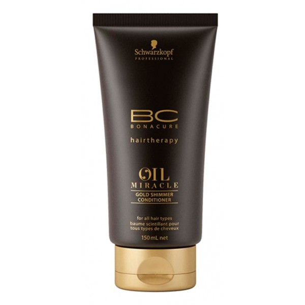 Schwarzkopf Bonacure Golde Shimmer conditioner Oil Miracle 150 ml