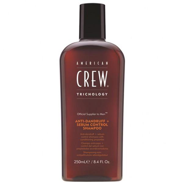 American Crew Anti-Dandruff+sérum control Shampoo 250 ml