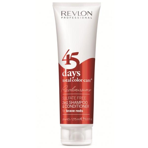 Revlon Revlonissimo 2en1 Brave Reds