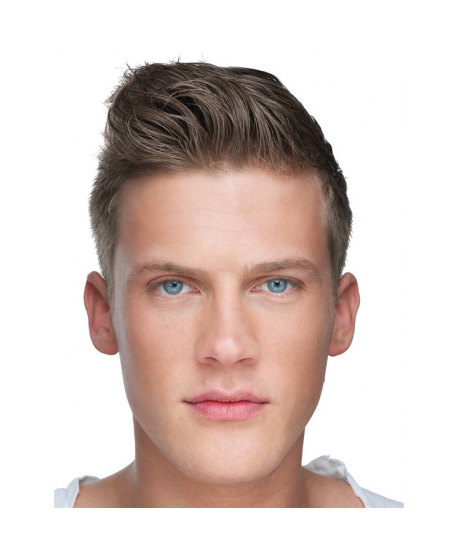 Shampooing Coupe Coiffage Homme