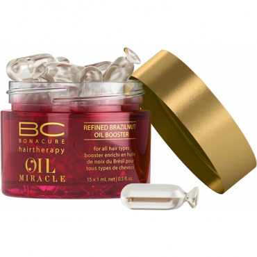 Schwarzkopf BC Oil Miracle Brazilnut Oil Booster 15x1 ml