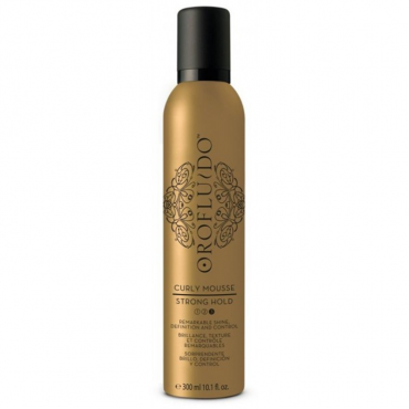 Revlon Orofluido Curly Mousse 300 ml