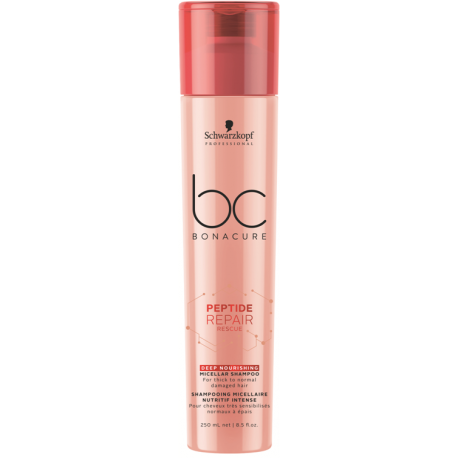 Schwarzkopf Shampooing Micellaire Peptide Repair Rescue 250 ml