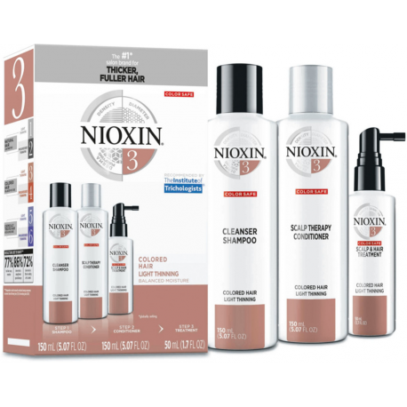 NIOXIN KIT SYSTEM 3