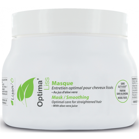 Lissa'o Masque Optima'liss 250 ml