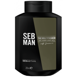 Sebastian seb man the multi-tasker 3en1 250 ml