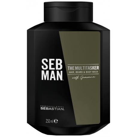 Sebastian seb man the multi-tasker 3en1 250 ml