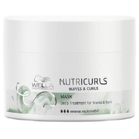 Wella Nutricurls Masque 150 ml