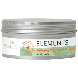 Wella Elements Pré Shampooing Purifiant à l'Argile