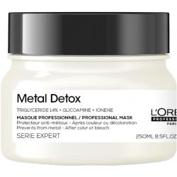 L'Oréal Pro Masque protecteur METAL DETOX