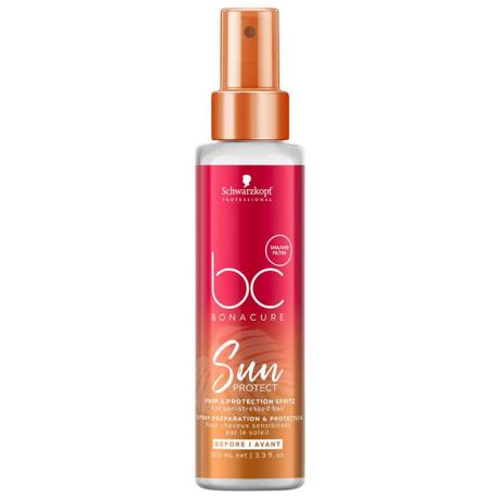 Schwarzkopf BC Sun Protect Spray de préparation et protection 100 ml